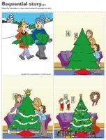 Sequential stories-O Christmas tree