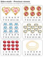 Educ-math-Precious stones