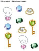 Educ-pairs-Precious stones