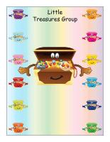 Group identification-Little treasures