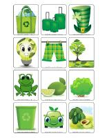 Picture game-Green
