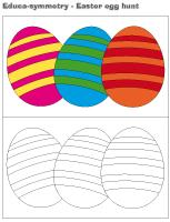 Educa-symmetry-Easter egg hunt