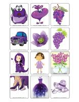 Picture game-Purple