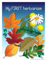 My first herbarium