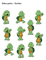 Educ-pairs-Turtles