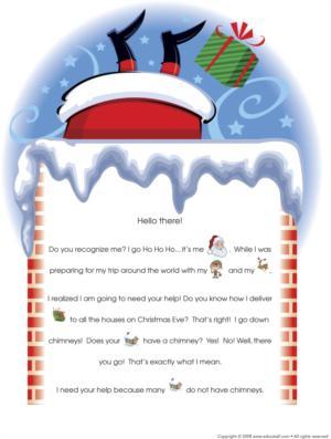 Christmas - Clue story