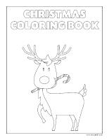 Coloring pages theme Christmas 2013