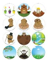 Story and memory game-Groundhog Day