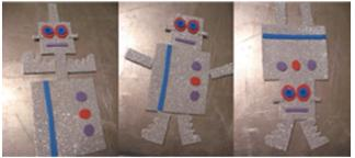 001-Creative project ROBOTS