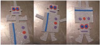 001-Creative project ROBOTS