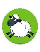 My sheep path