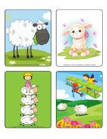 Picture game-Sheep