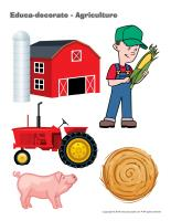 Educa-decorate-Agriculture