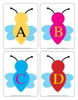 Educa-letters-Bees