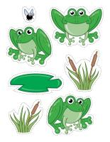 Educa-decorate-Frogs