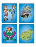 Picture game-Frogs