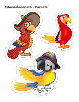 Educa-decorate-Parrots