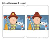 Educ-differences-Fire prevention
