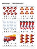 Educ-math-Fire prevention
