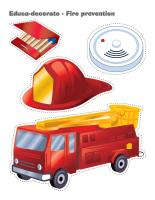 Educa-decorate-Fire prevention