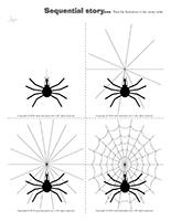 Sequential story-Spiders