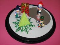 Christmas Snow Globe-6