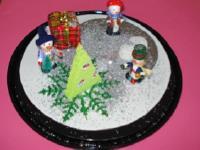Christmas Snow Globe-8