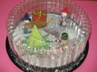 Christmas Snow Globe-9