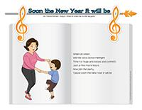 songs & rhymes-Soon the New Year it will be