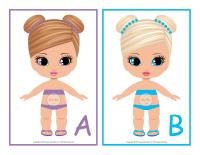 Alphabet-Dolls