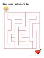 Educ-maze-Valentine?s Day