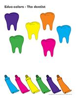 Educ-colors-The dentist