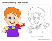 Educa-symmetry-The dentist