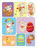 Stickers-Easter