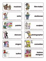 Artists - Flashcards