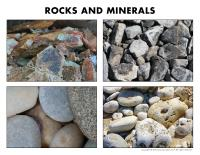 Poni discovers and presents-Rocks and minerals