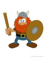 Puppets Vikings