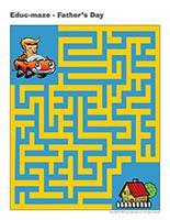 Educ-maze-Father's Day