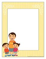 Picture frame-Special Day-A show for dads