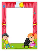 Picture frame-Special Day-Father's Day-Breakfast
