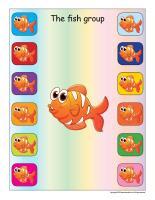 Group identification-Fish