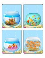 Picture game-Aquariums