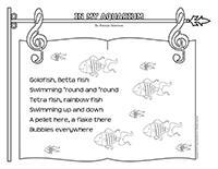 songs & rhymes-Aquariums