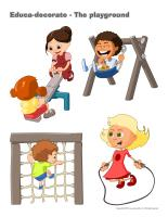 Educa-decorate-The playground
