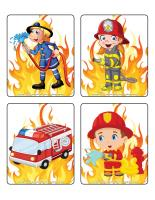 Picture game-Firefighters