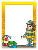 Stationery-Fire prevention