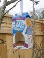 Recycled Bird Feeder-7