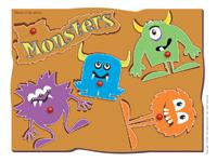 Fear of monsters