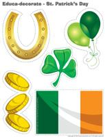 Educa-decorate - St. Patrick's Day