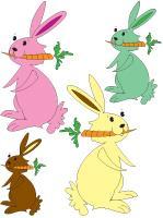 Models - bunnies